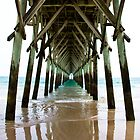 Under The Pier by Athenawp