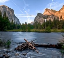 Yosemite's Valley View by MattGranz