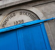 Pumping Station by JCBimages