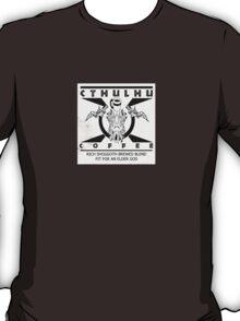 Cthulhu Coffee T-Shirt