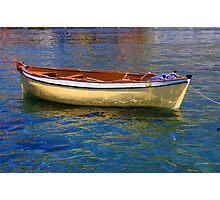 Summer Boat Photographic Print