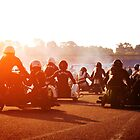 Motorcycle Motodrom by Rumtreiber