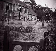 Holmbury, St Mary iii by Nicola Smith