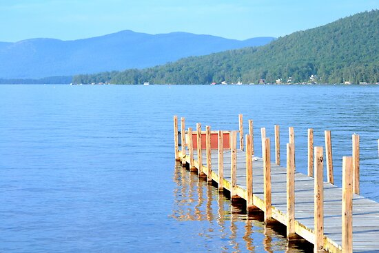 Lake George by anchorsofhope