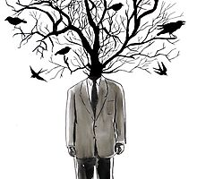 natural man by Loui  Jover
