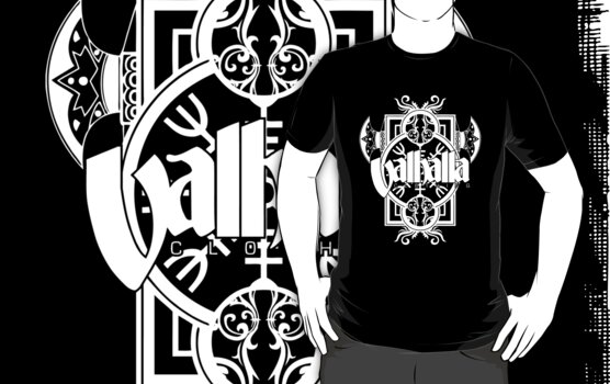 Valhalla Clothing: The Midguard Serpent by Karbacca