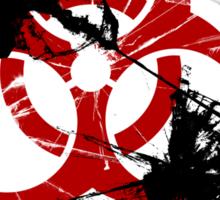 Biohazard - Destroy the Quarantine Sticker