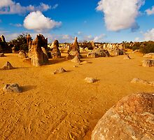 Nambung National Park Pinnacles 1 by Jaxybelle