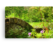 A green and pleasant place Canvas Print