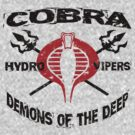 Cobra Command Gear: Hydro Vipers by G. Patrick Colvin