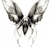 Ghost Fairy by Jesse Lindsay 2011 by jesse lindsay