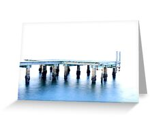 Waterfront Greeting Card