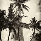Historic Galle Lighthouse by Dilshara Hill