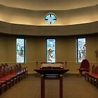 Church of St.Andrew's in Roanoke ( 9 ) by Larry Davis
