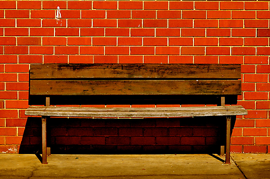 Take a seat by Anthea Bennett