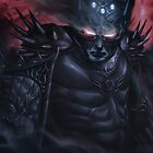 Morgoth the Black foe by rinthcog