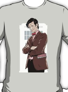 Doctor Who Secret #1 T-Shirt