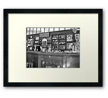 A Bar in Old Havana Framed Print