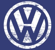 VW Volkswagen Logo by travis b52