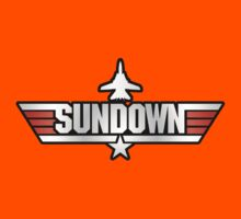 Top Gun Sundown (with Tomcat) by TGIGreeny
