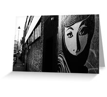 URBAN DECOR Greeting Card