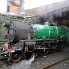 Steam Engine 3642 by muz2142