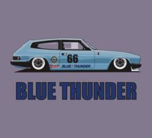 Blue Thunder, Reliant Scimitar Sprint Car Kids Clothes