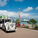 Dotty Train: Eastbourne Sussex, UK. by DonDavisUK