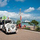 Dotty Train: Eastbourne Sussex, UK. by DonDavisUK