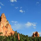 Garden Of The Gods by Steve Walser