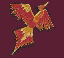 Phoenix Design by teeshell
