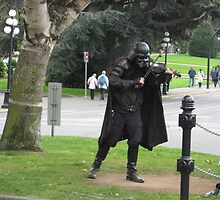 Darth Fiddler by Steve Walser