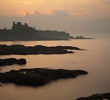 Tantallon Castle - long exposure by Christopher Cullen