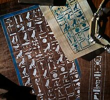 Tools of the trade: Papyrus by Aakheperure