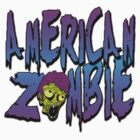 American Zombie Wild by americanzombie
