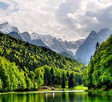 German Mountain by Daidalos
