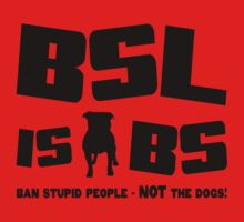 BSL is BS (light/sticker) by xTRIGx