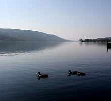 A day on the lake, Lake Coniston, Lake District by Martyn Baker | Martyn Baker Photography
