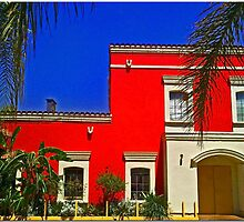 Latin Colors by Chet  King
