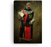 Sir Roderick of Gumeracha Canvas Print