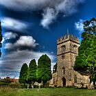 Winslow Church by Ian Parry