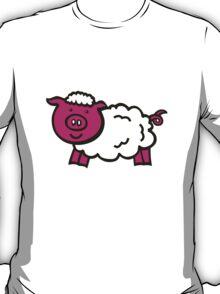 Piggysheep design for clothing T-Shirt