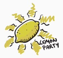 Lemon Party! by Andre Gascoigne