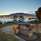 Kangaroo Bluff Battery #3 by Chris Cobern