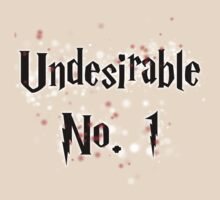 Undesirable No. 1 by babibell