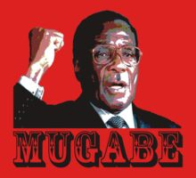 Mugabe by Tim Topping