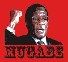 Mugabe by Tim Topping