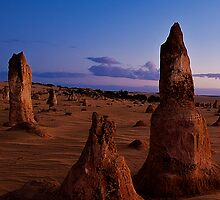 110620 Nambung National Park Pinnacles Sunrise 2 by Jaxybelle
