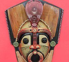 Cuban Mask by mrbald