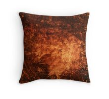 Surface of the Sun Throw Pillow